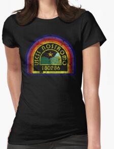 USCSS Nostromo (Alien) Womens Fitted T-Shirt
