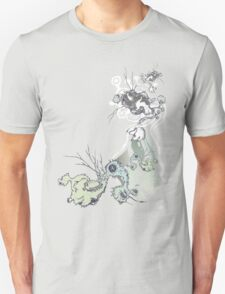 in the future there are no bird baths ... T-Shirt