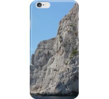 Les Calanques de Marseille, France iPhone Case/Skin