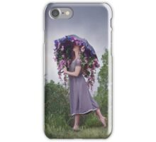 Perennial Parasol iPhone Case/Skin