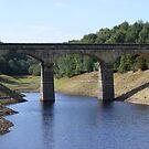 under the arches - Leighton Reservoir North Yorkshire by monkeyferret