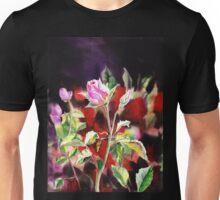 Pink Rose Bloom Unisex T-Shirt