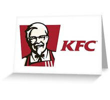 KFC Greeting Card