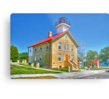 Port Washington Lighthouse Metal Print