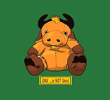 GNU...is NOT the same as UNIX! by Kricket-Kountry