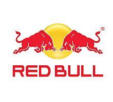 Red Bull Energy Photographic Print