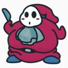 Fat Shy Guy by vampirebreathe