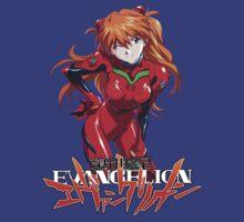 Asuka - Evagelion by Dandyguy