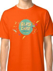 Blips and Chitz - Rick and Morty Classic T-Shirt