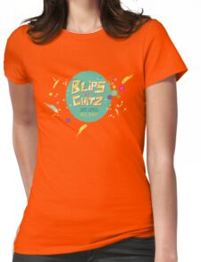 Blips and Chitz - Rick and Morty Womens Fitted T-Shirt