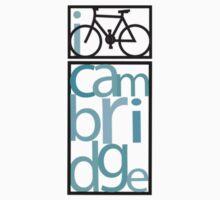 i bike cambridge by bicyclegood