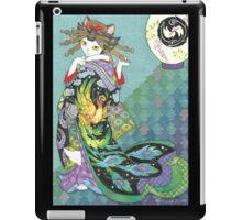 Phoenix Uchikake Kimono Kitty iPad Case/Skin