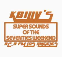Super Sounds of the 70's Weekend (Orange) by captainzappy