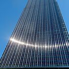 Sun-light on Skyscraper by ianheaney