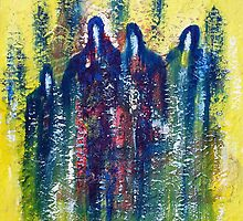 The beings, souls&spiritual. by Paul Pulszartti by Pulszartti