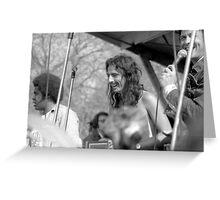 Alice Cooper Greeting Card