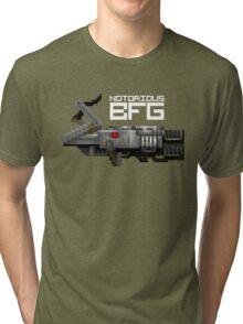 Notorious BFG. Tri-blend T-Shirt