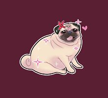Cute Sparkly Pug T-Shirt