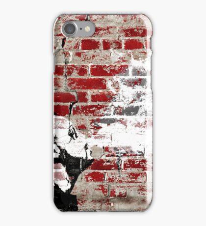 Graffiti Man Vaping iPhone Case/Skin