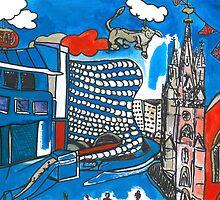 A Depiction of Birmingham by Hannah  Davis