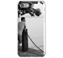 Staring into the ellipse - Hangzhou, China iPhone Case/Skin
