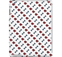 Doctor Who Fez and Bowtie pattern iPad Case/Skin