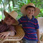 Two hats by MaluMoraza