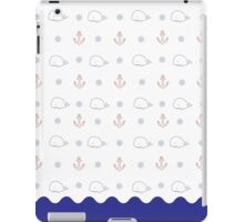 Whale Hello There! iPad Case/Skin