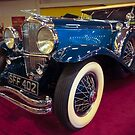 Duesenburg 1931 Model J Derham body Tourster by SWEEPER