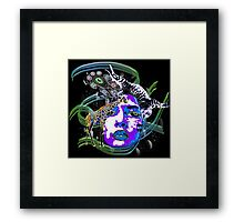 Animal Dance Framed Print