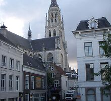 Big church in Breda by Anita57