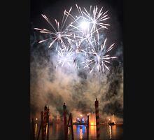 Fireworks on the Lagoon III Unisex T-Shirt