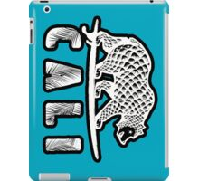 Cali Bear (Tropical Font) iPad Case/Skin