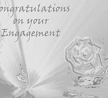 Engagement Congrats card by sarnia2