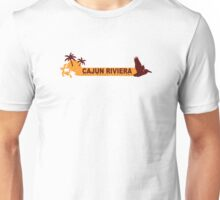Holly Beach - Cajun Riviera. Unisex T-Shirt