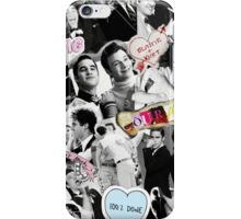 klaine case iPhone Case/Skin
