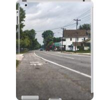 Road through the Town iPad Case/Skin