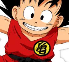 Goku - Dragon Ball (2) Sticker