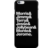The Original 7ven Morris Day Jimmy Jam Merch iPhone Case/Skin