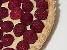 Ripe Raspberry Tart by Kiriel