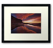 Bangalley Colour Framed Print