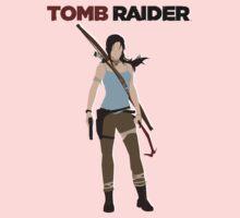 Lara Croft -  Tomb Raider One Piece - Short Sleeve