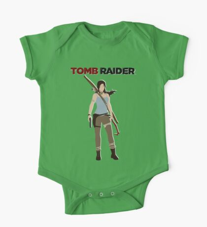 Lara Croft -  Tomb Raider One Piece - Short Sleeve