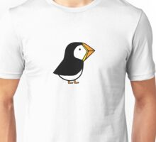 Bluffin' with my Puffin Unisex T-Shirt