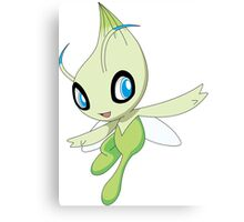 Celebi - pokemon (1) Canvas Print