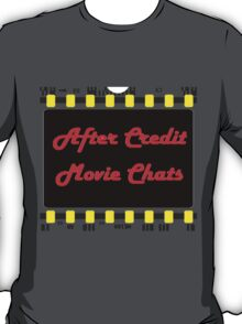 After Credit Movie Chats T-Shirt
