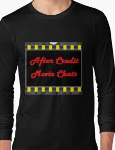 After Credit Movie Chats Long Sleeve T-Shirt