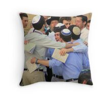 """And we shall sing & dance for You"" Throw Pillow"