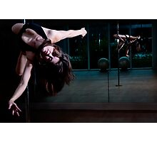 Pole Art  - Knee Hold Photographic Print
