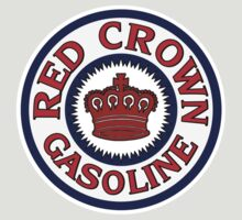 Red Crown Gasoline Shirt by PumpingGas